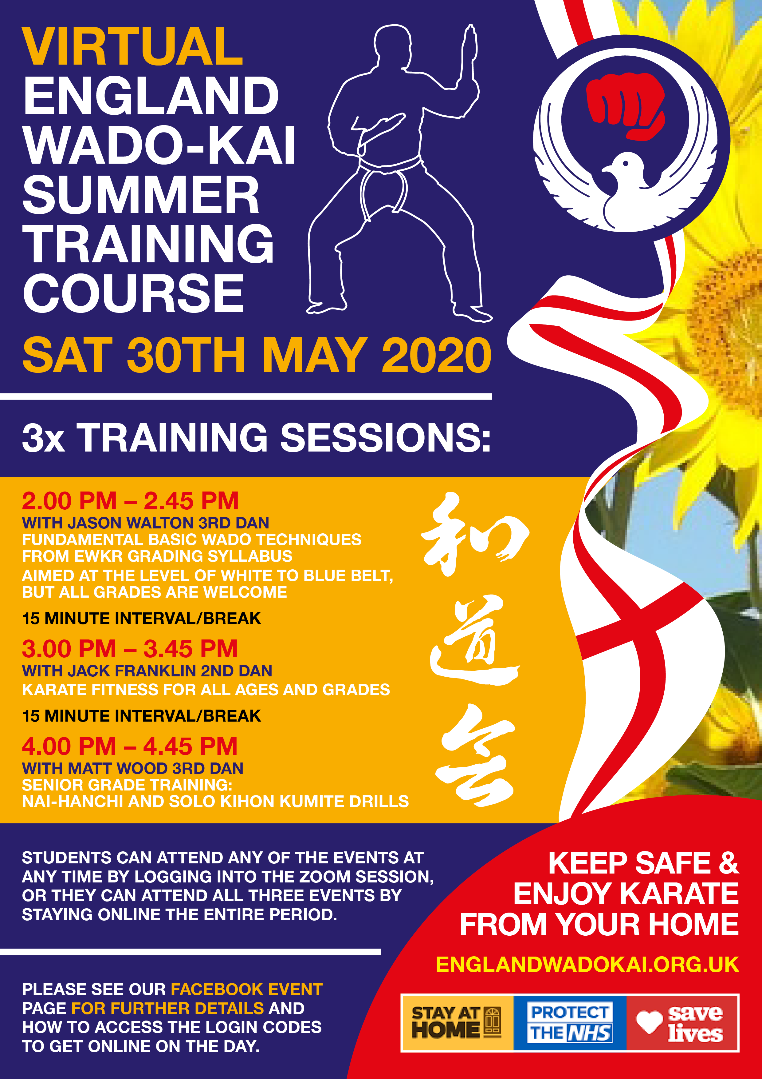 EWKR Virtual Karate Course